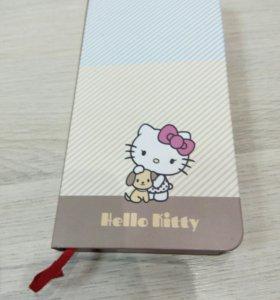 Блокнот «Hello Kitty»