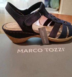 Босоножки Marco Tozzi