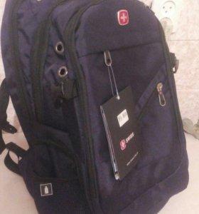 Вместительный рюкзак! Новые! Качественные.