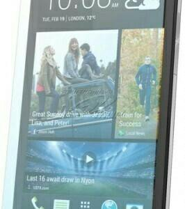 Новая защитная пленка HTC one M7