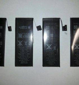 Аккумулятор для Apple iPhone 5S, 5G, 5C