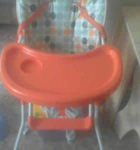 Продам детский стульчик б/у
