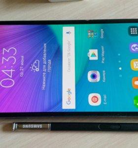 Samsung Galaxy Note 4 SM-N910C 32GB LTE