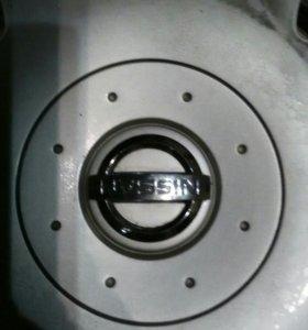 Колпаки Nissan оригинал