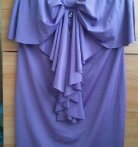 Майка-блуза р.44 новая