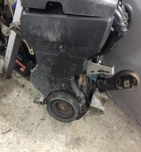 Двигатель ваз 1,6 16кл