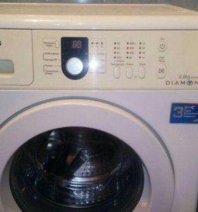 Стиральная машина автомат Самсунг на 6кг