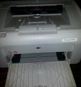 Принтер лазерный чб