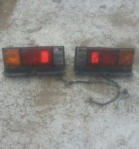 Задние фонари от грузовика японские