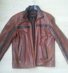Кожаная куртка.48.