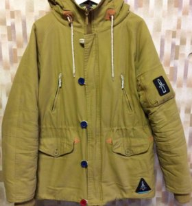 Куртка парка Truespin двухсторонняя