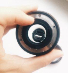 Объектив Nikon 35 1.8G