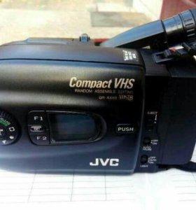 ВИДЕО КАМЕРА JVC - VHS COMPACT