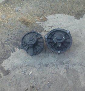 Вентиляторы на печку халла и Панасоник