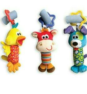 Детские игрушки ,погремушки