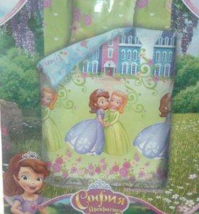 Комплект постельного белья( детский)