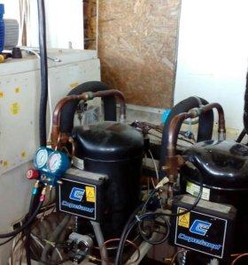 Диагностика и ремонт холодильного оборудования