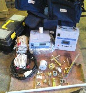 Прибор контроля высоковольтных выключателей