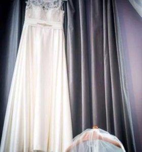 ‼️Свадебное платье‼️👰🏻