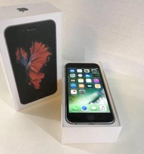 iPhone 6s 16gb black