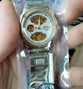 Часы Bosch , механика , автоподзавод , водонепр.