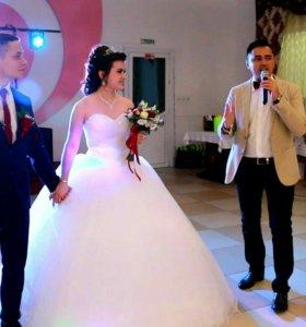 Свадебное платье из Италии