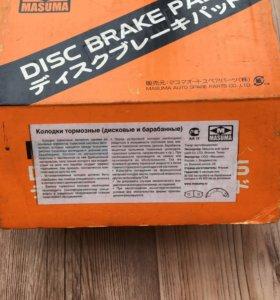 Колодки тормозные (дисковые и барабанные)
