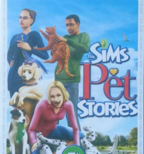 The Sims 2 Pet Stories