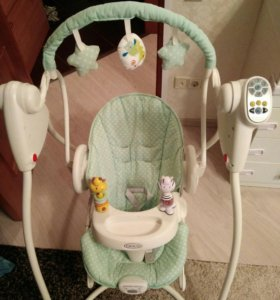 Качели Graco Swing n Bounce