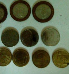 Монеты,юбилейные