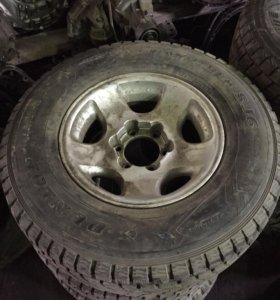 Комплекты колес джиповской