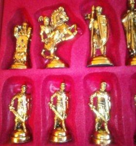 Коллекционые шахматы