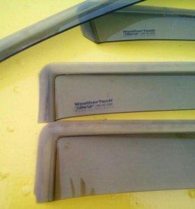 Дефлекторы стекол Honda CR-V 1