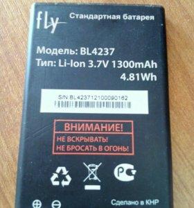 Аккумулятор/Батарея для Fly BL4237