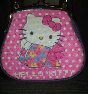 Детская сумка,кошелек новые