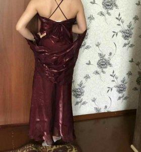 Выпускное платье размер 42-44