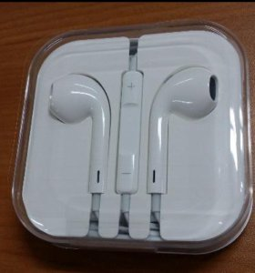 Наушники apple EarPods 3.5 оригинал от iPhone 6s