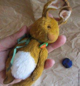 Кролик Морковкин!!! Ручная работа!!!