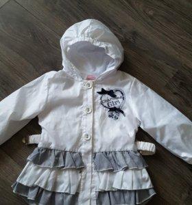 Куртка дождевик 86-92