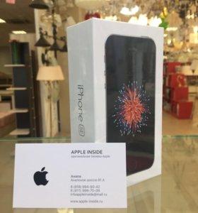 iPhone SE 32Gb Серый Космос НОВЫЙ ОРИГИНАЛ РСТ