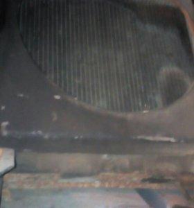 Радиатор для ДВС ямз 236