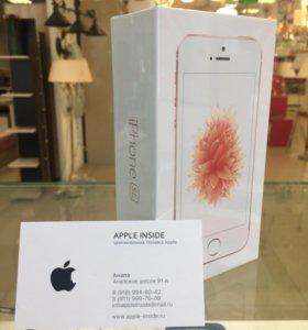 iPhone SE 32Gb Розовое Золото НОВЫЙ ОРИГИНАЛ