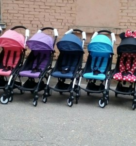 Прогулочная коляска baby time( yoya)
