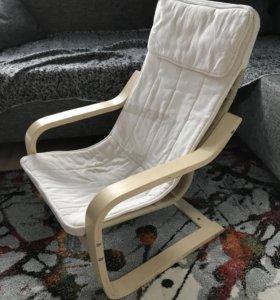 Кресло поэнг детское IKEA