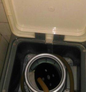 Стиральная машинка мини с центрифугой