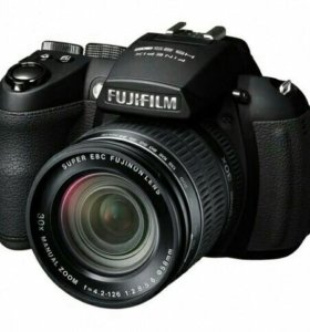 Fujifilm FinePix HS25EXR Black