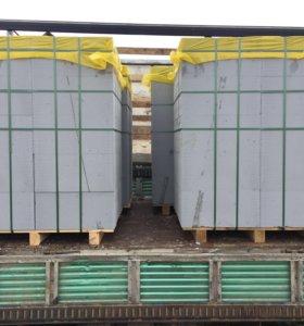 Газоблок газобетон Теплит с доставкой