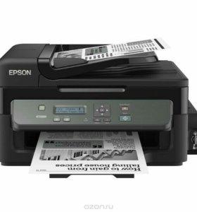 Новый МФУ Epson m200