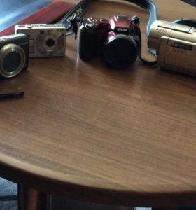 Фотоаппарат , камера