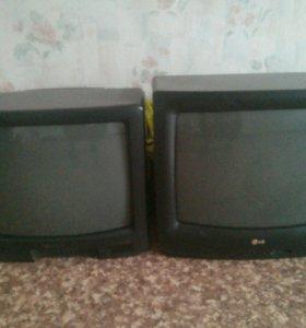 Телевизор 2 штуки